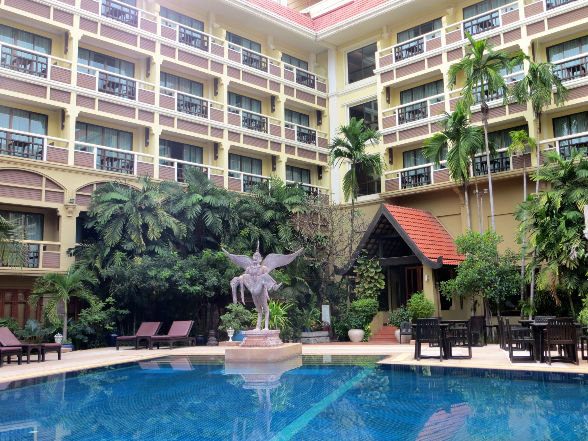 Siem Reap  Prince D'angkor Hotel  Would Buy Again. Dnipro Hotel. Mercure Budapest Metropol Hotel. Hotelcomplex Lazur. Hotel Del Rio. Hotel Europe And Spa. Sanctuary Resort. Hotel Osuna. Holiday Inn Express Hotel & Suites Irapuato