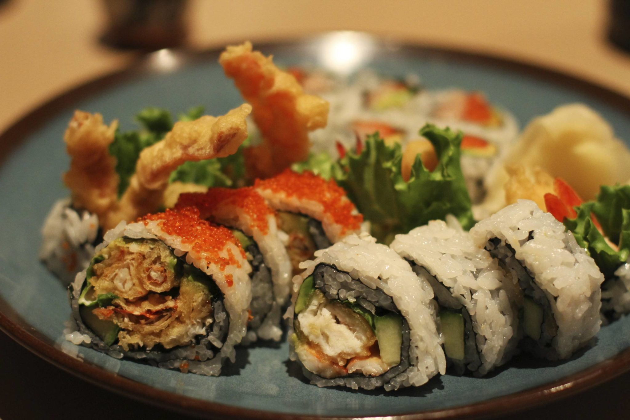Michi - Spider Roll
