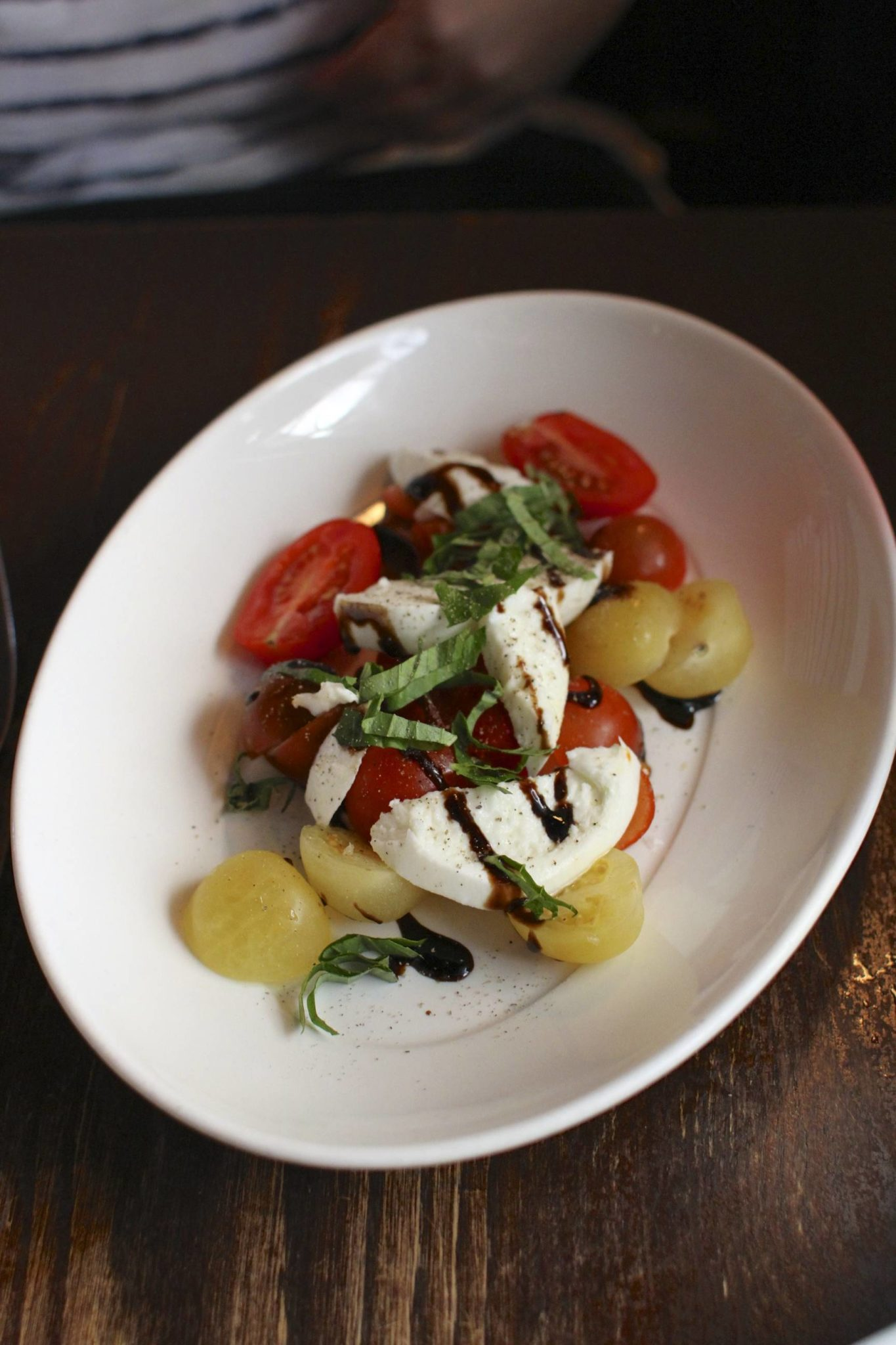 La Bodega  - Heirloom Tomato Caprese Salad